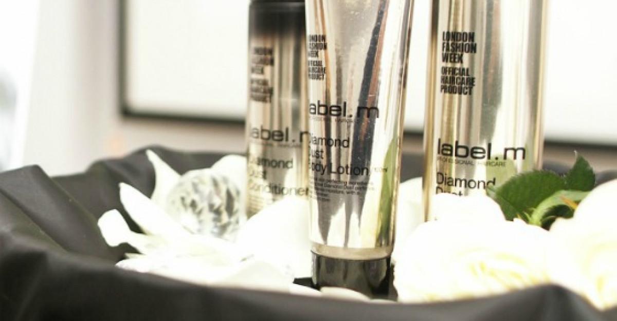 Beauty One lanseaza in Romania label.m Diamond Dust