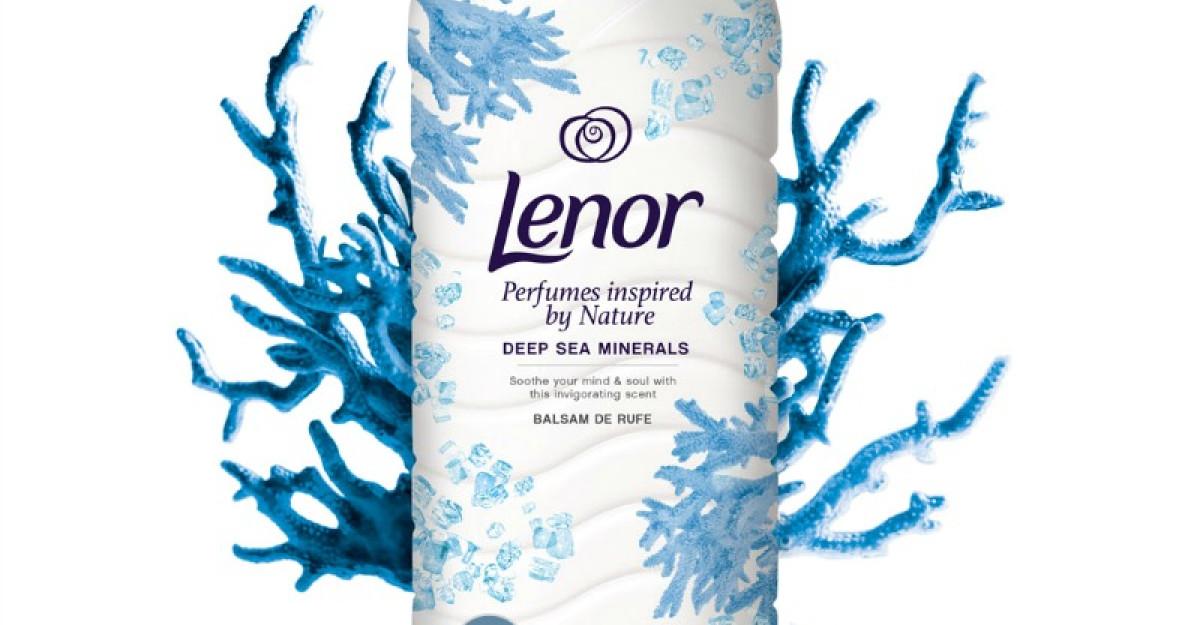 Noua colectie Lenor inspirata din natura, prezentata in avanpremiera la Feeric Fashion Week