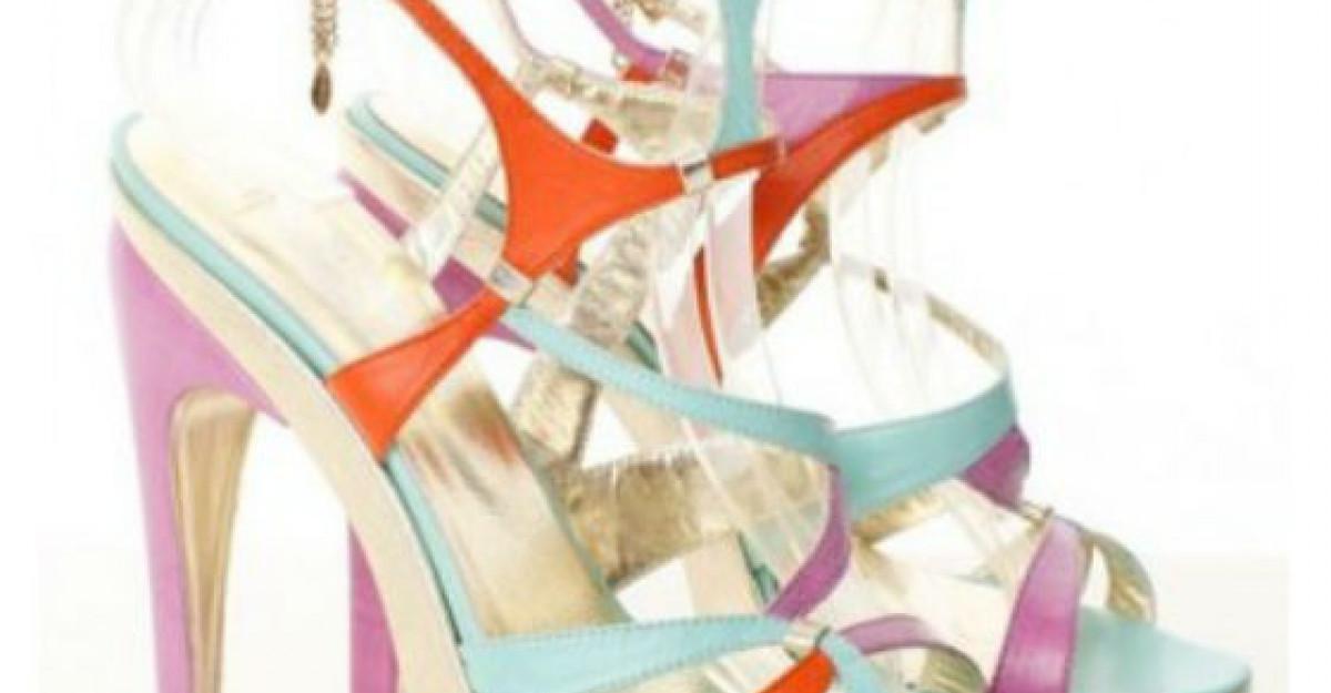 30 de sandale foarte elegante