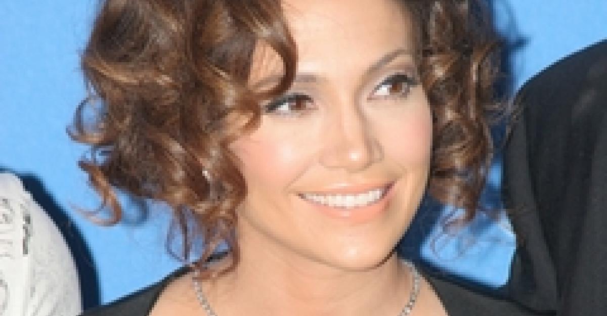 Foto: Jennifer Lopez, complet goala