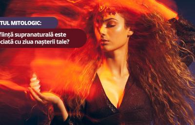 Testul mitologic: Ce fiinta supranaturala este asociata cu ziua nasterii tale?