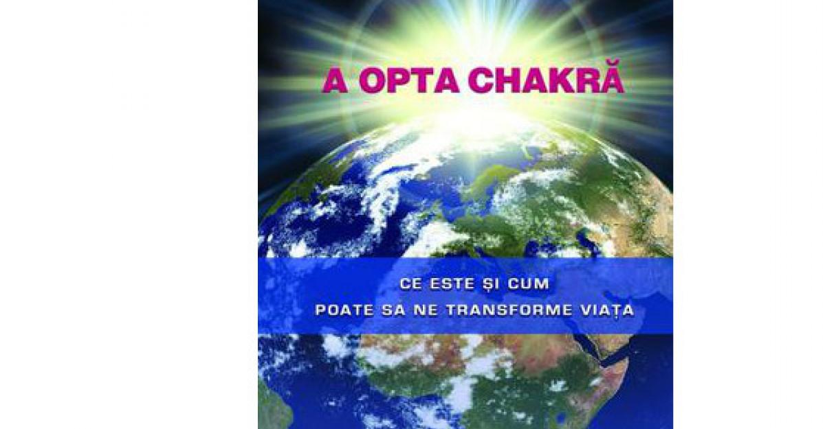 Recomandare de carte: A opta chakra