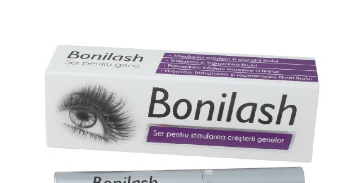 Bonilash, ser revolutionar pentru gene lungi si dese