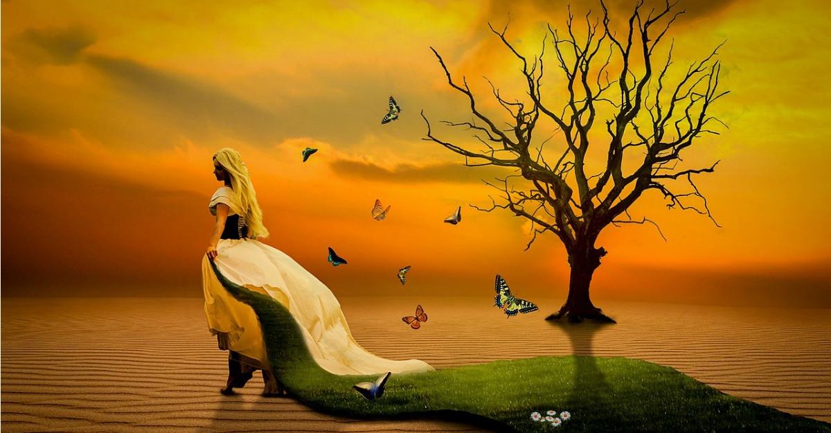 Povestea firului de iarbă, cel mai frumos basm vindecător