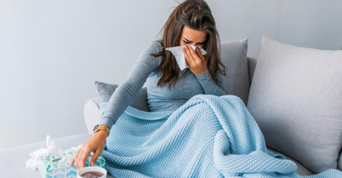 Diferenţa dintre răceală şi gripă