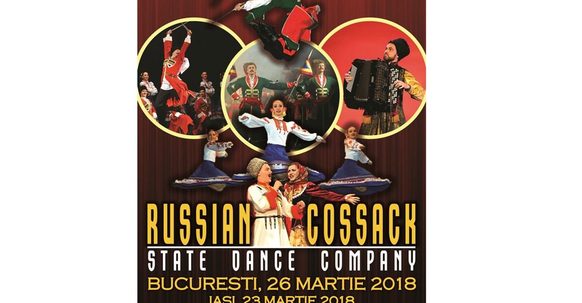 Cazacii - un show uluitor direct din Moscova