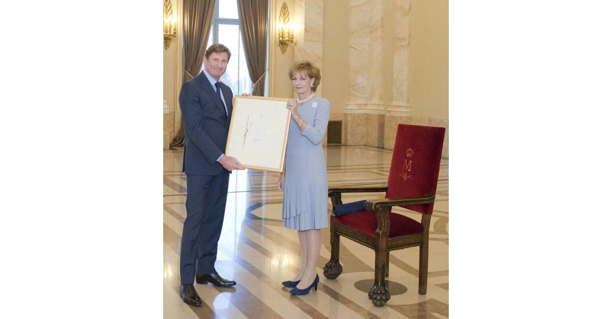 P&G a devenit Furnizor al Casei Regale a României pentru mărcile Ariel, Fairy, Lenor și Mr. Proper