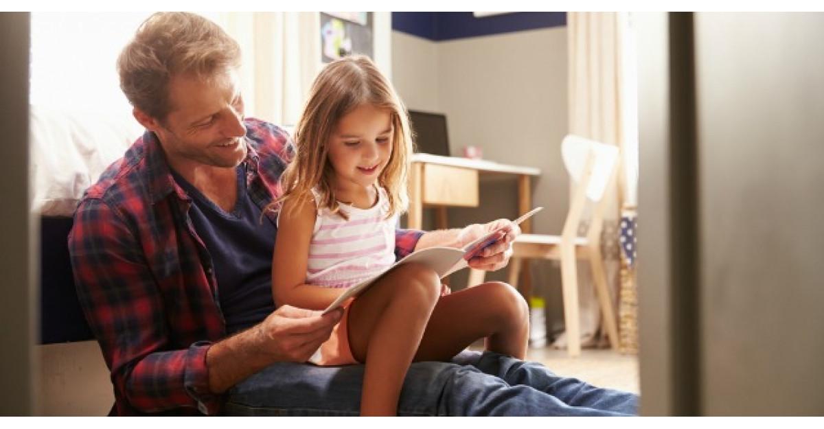 Acest tatic citea o revista cand fetita lui a facut ASTA