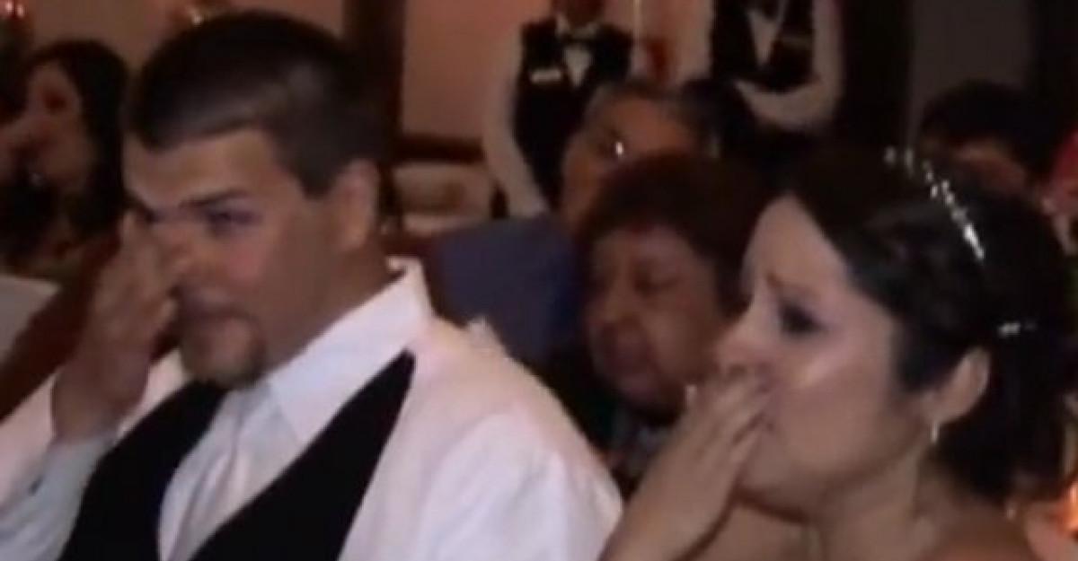 Video: Tatal s-a pregatit un an de zile pentru a ii face fiicei sale CEA MAI EMOTIONANTA surpriza in ziua nuntii