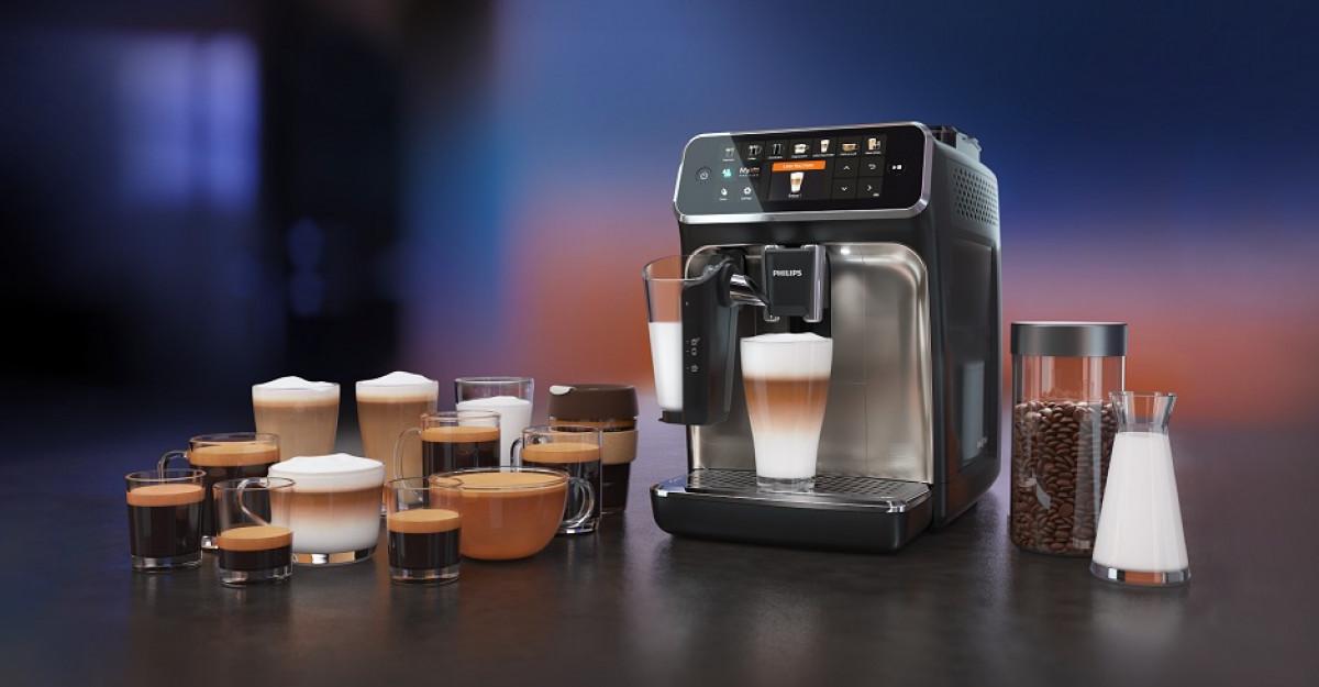 Studiu Philips: În timpul pandemiei, 95% dintre români s-au (re)obișnuit cu prepararea cafelei acasă