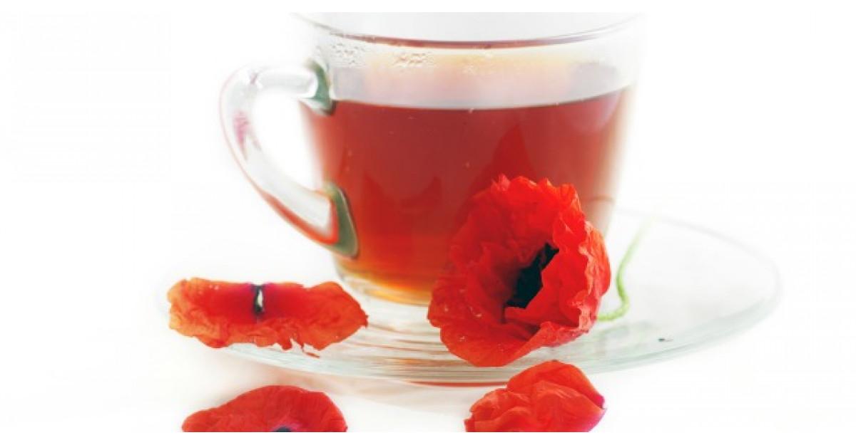 Beneficiile incredibile ale ceaiului de mac