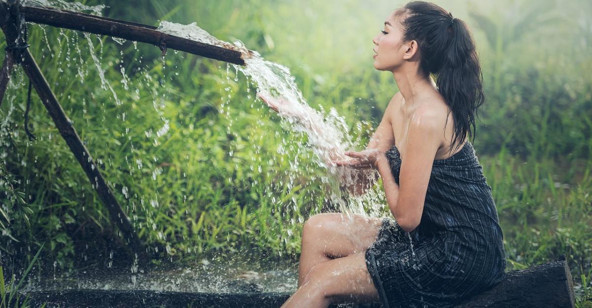 4 beneficii ale dușului rece