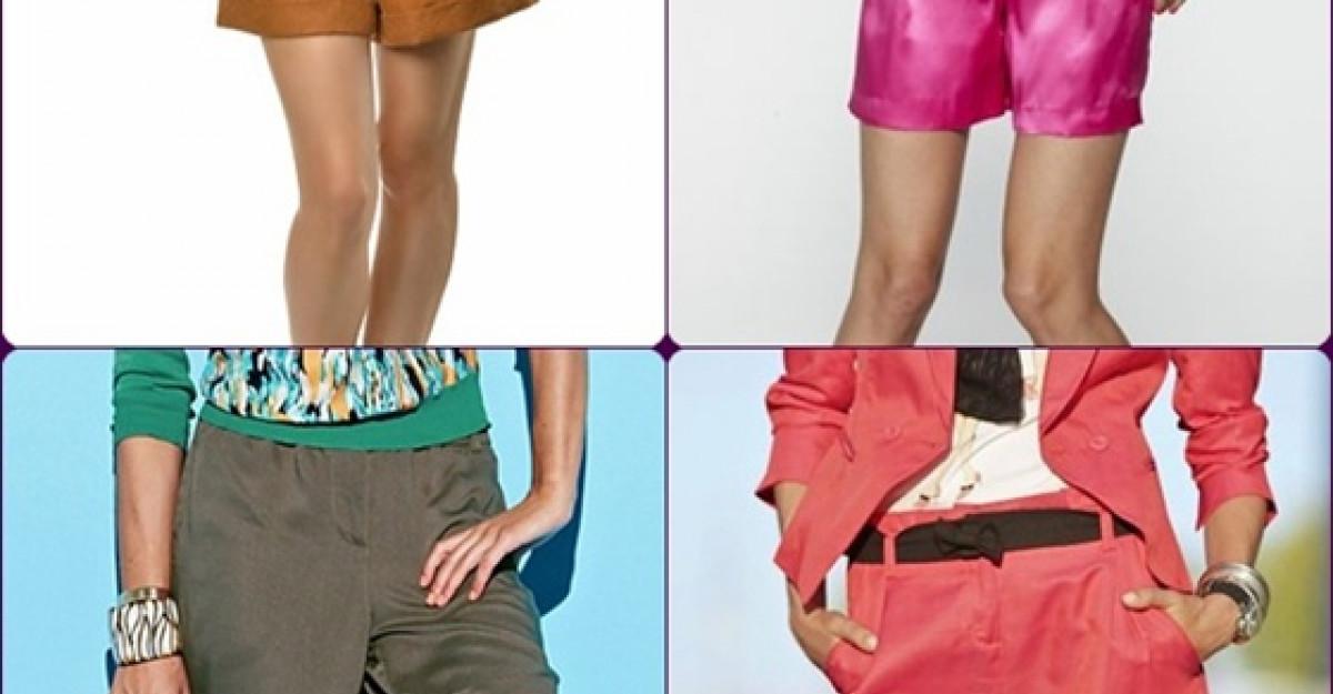 15 Modele de bermude pentru vara