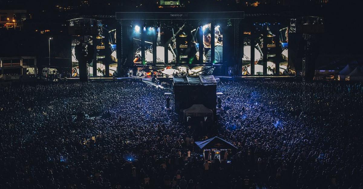 Loud Music Entertainment asigura o super scena pentru concertulKings of Leon din Bucuresti!