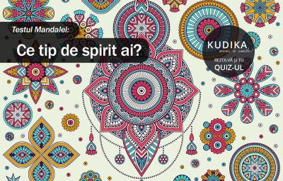 Testul Mandalei: Ce tip de spirit ai?