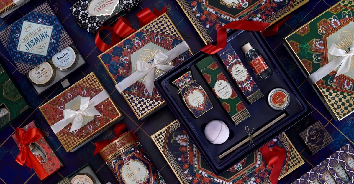 Noua colecție SABON pentru Crăciun