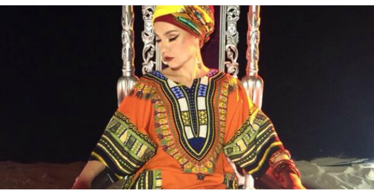 Kamelia lanseaza single-ul si videoclipul Amor
