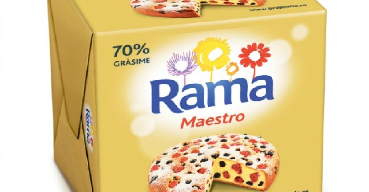 Redescopera dulciurile copilariei alaturi de Rama Maestro