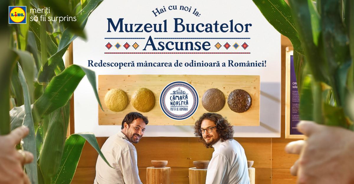 Lild reunește în muzeul bucatelor ascunse gustul și poveștile rețetelor românești de odinioară