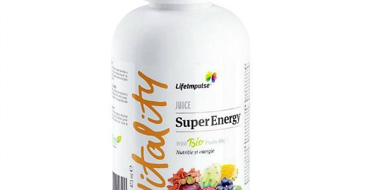 Incepe anul cu un boost de energie si un cocktail de 7 sucuri bio
