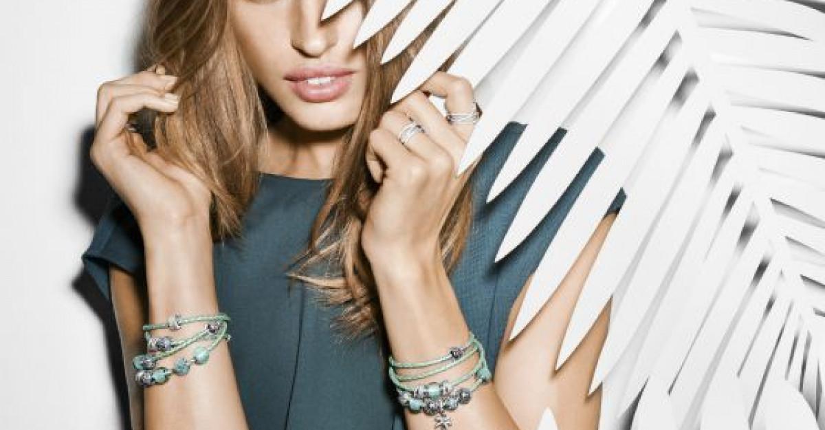 Eleganta atemporala si stil stralucitor cu noile bijuterii de vara de la PANDORA
