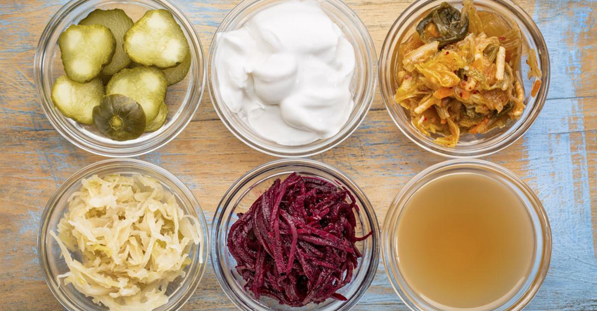 Prebiotice și probiotice: surse alimentare și beneficii