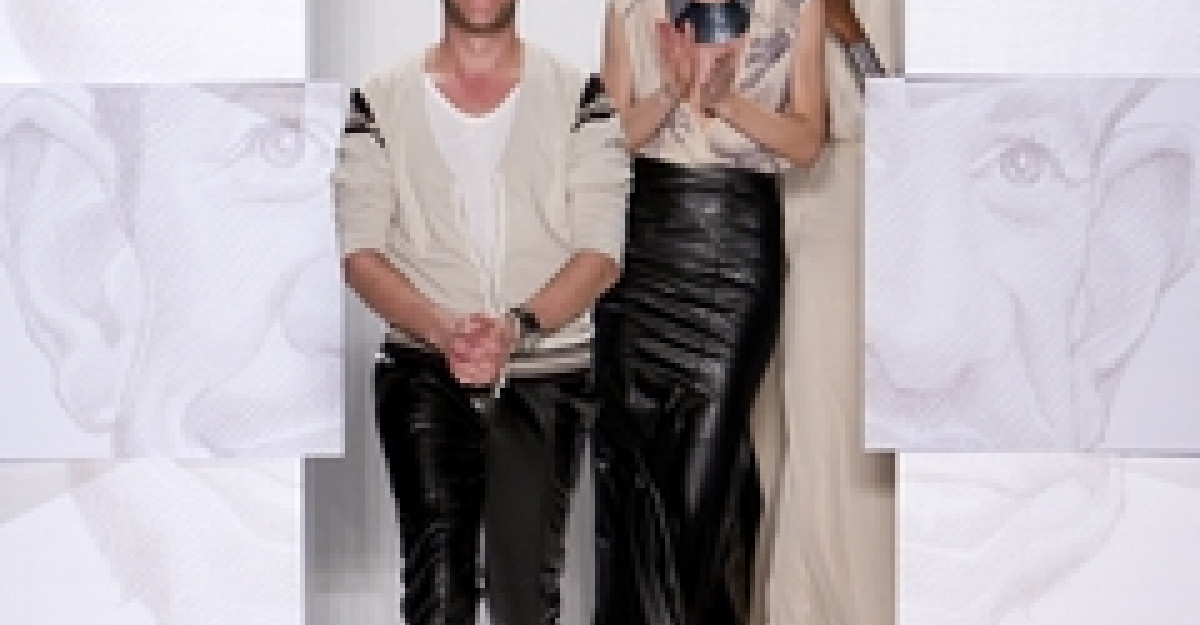 Iconirony, colectia lui Stephan Pelger, aplaudata la scena deschisa la Berlin Fashion Week