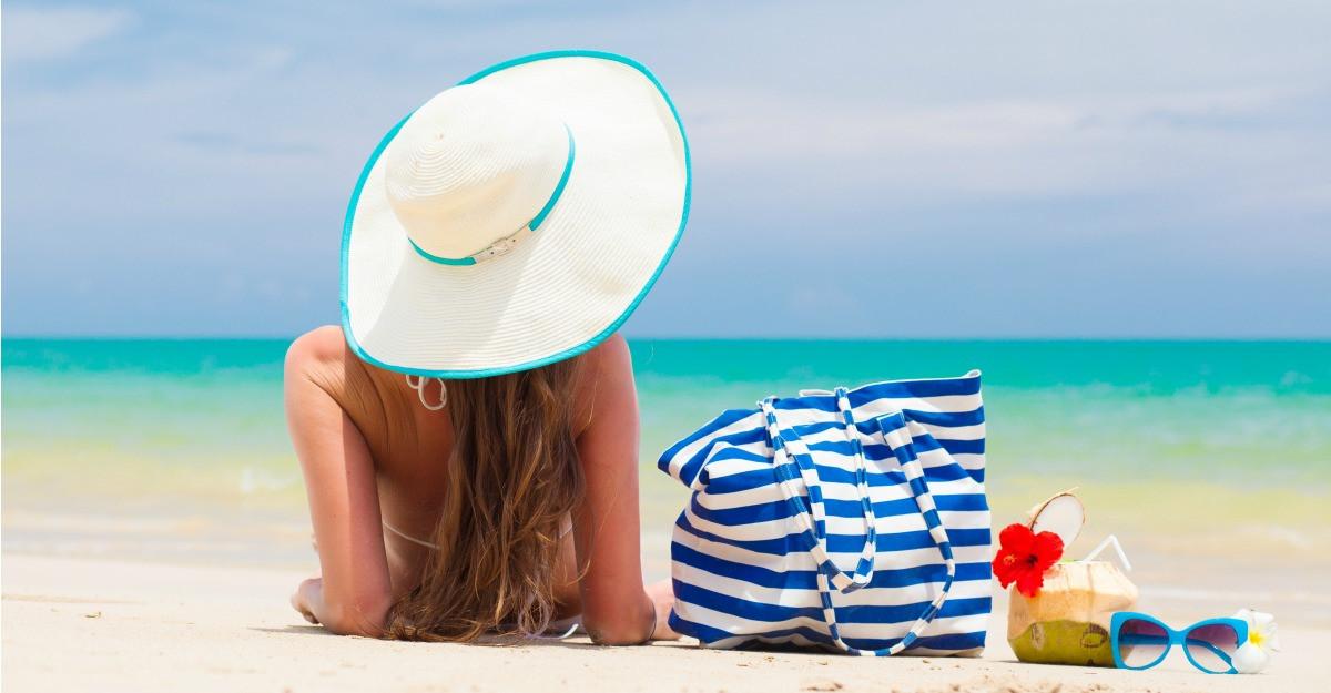Ce contine geanta mea de plaja