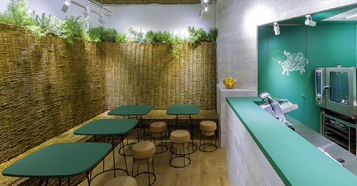 S-a deschis PUKKA TUKKA, primul organic food bar din Bucuresti