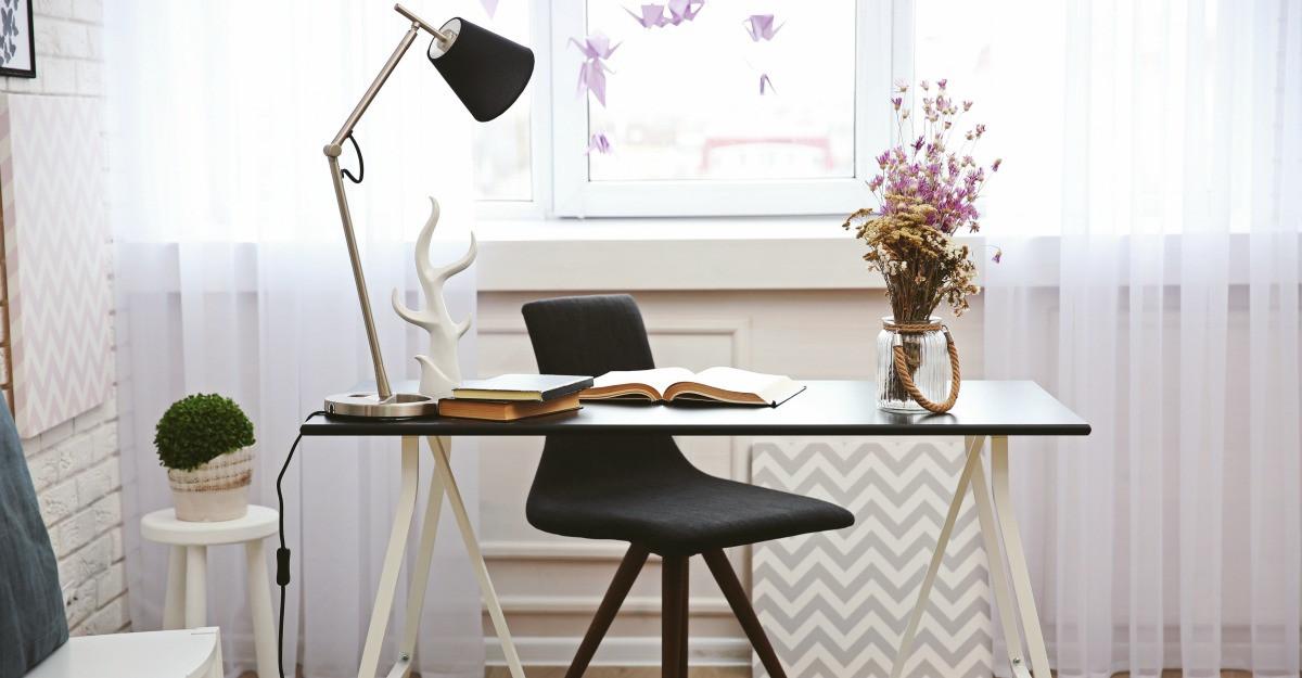 Decoratiuni si obiecte utile pentru birou pentru incurajarea creativitatii