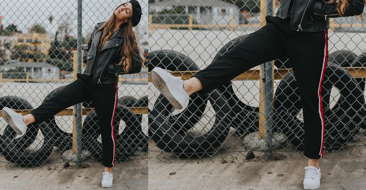 Cum porți pantalonii sport de trening în ținutele urbane