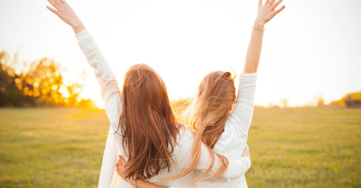 Cele 5 calitati esentiale pe care trebuie sa le aiba prietena ta cea mai buna