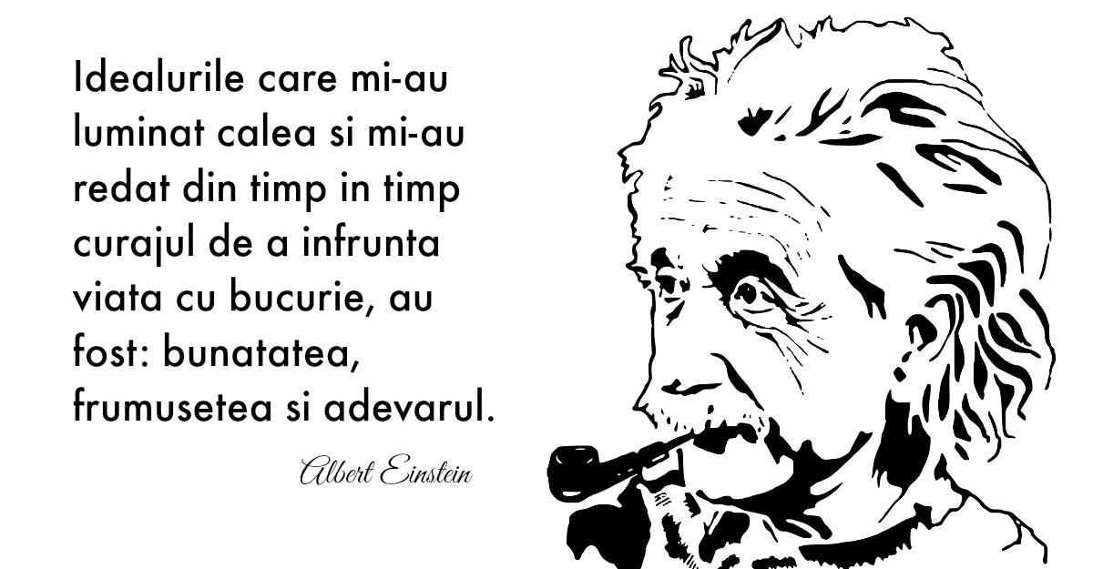 Cele mai frumoase citate de iubire: Alfabetul dragostei dupa Albert Einstein