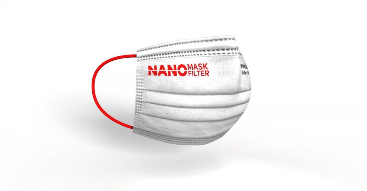 Alege siguranța și calitatea!Batist Medical lansează în România Nano Fiber Mask B