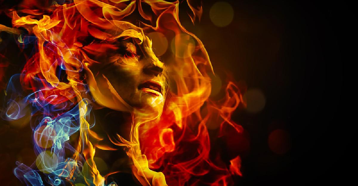 Cum să-ți cureți aura de energia negativă folosind cele 4 elemente: Pământ, Apă, Foc și Aer