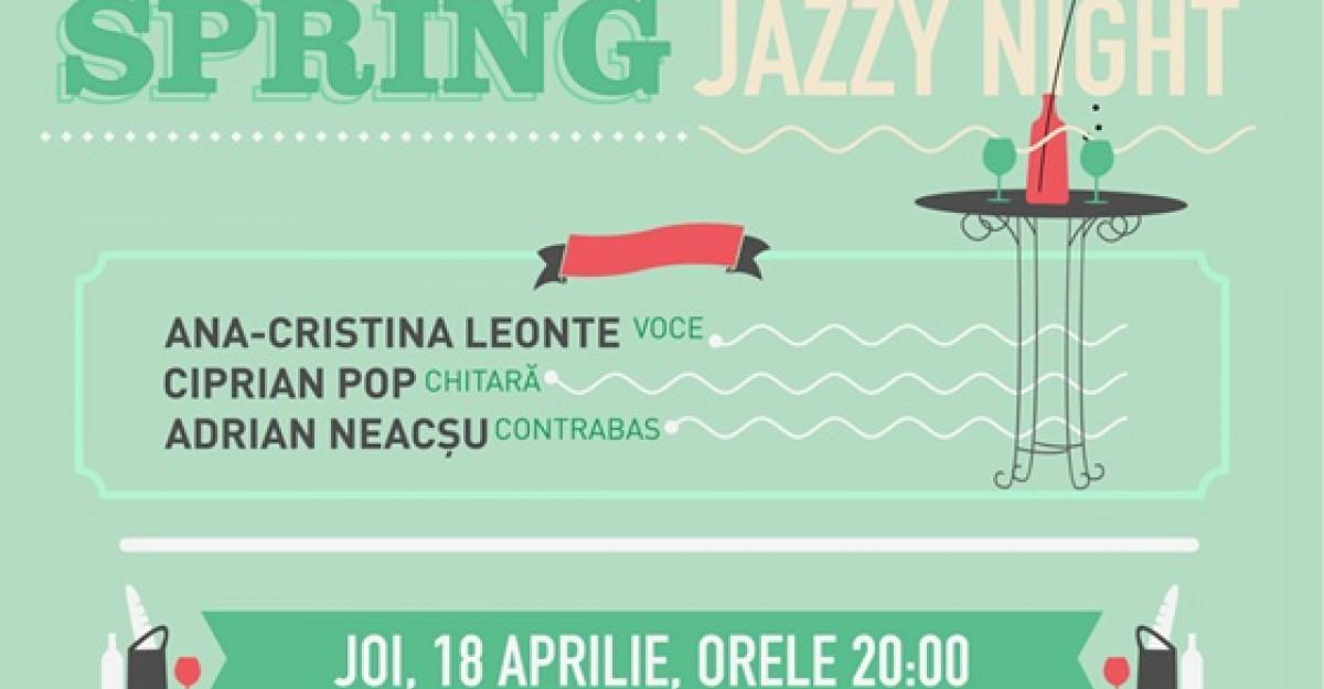 Jazz de Mansarde 5: Spring Jazzy Night