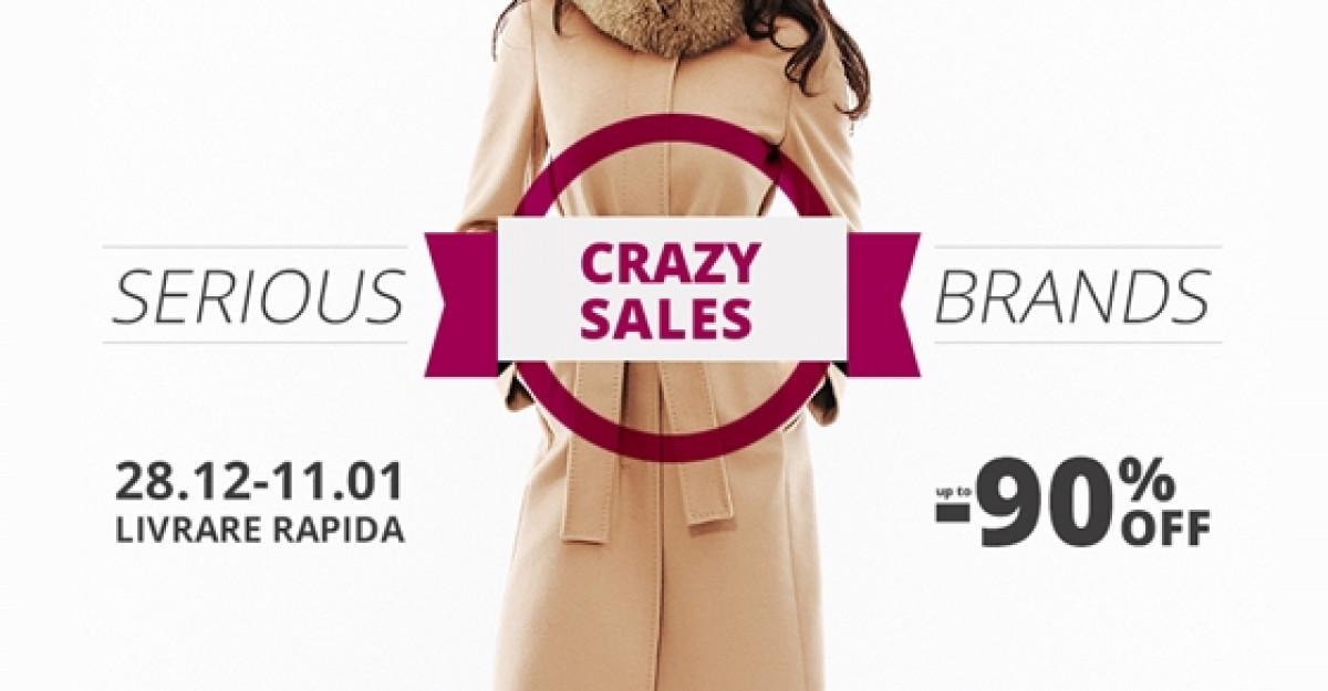 Fashion Days anunta Crazy Christmas Sales!