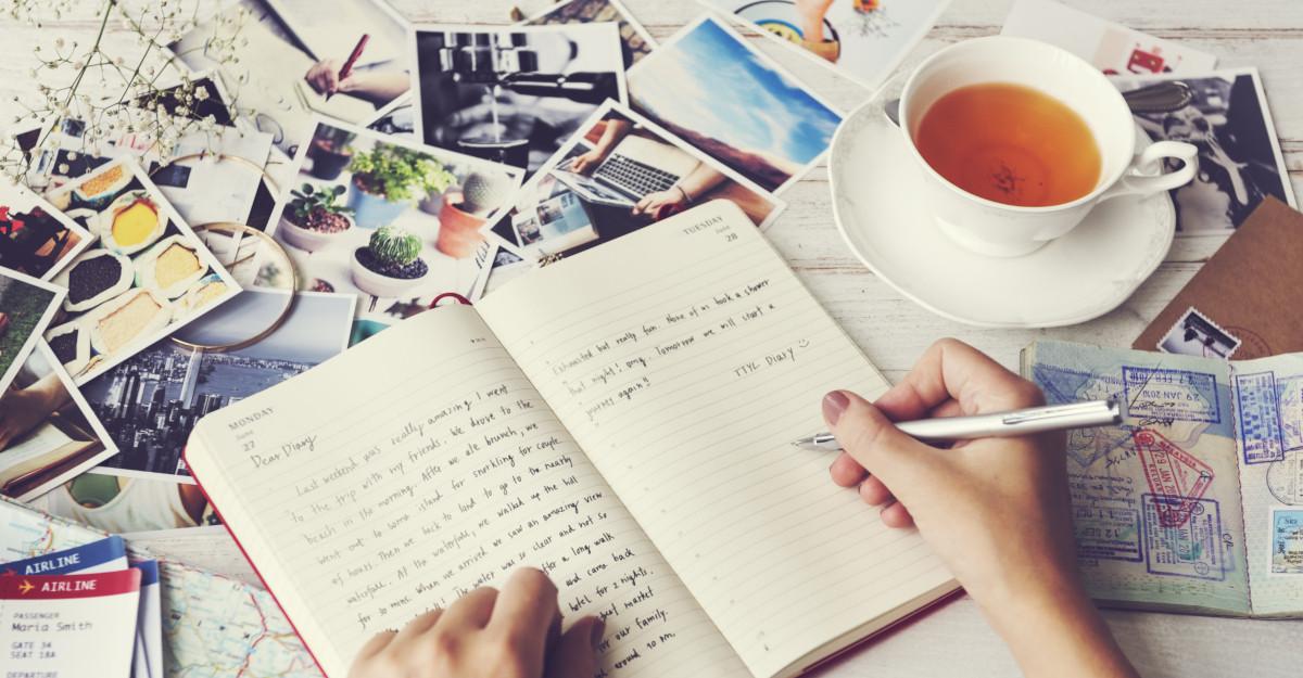 Agende și jurnale pentru planuri și alte secrete