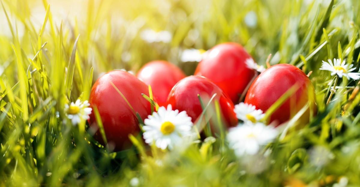 Mesaje de Paște care oferă dragoste, speranță și liniște în suflet