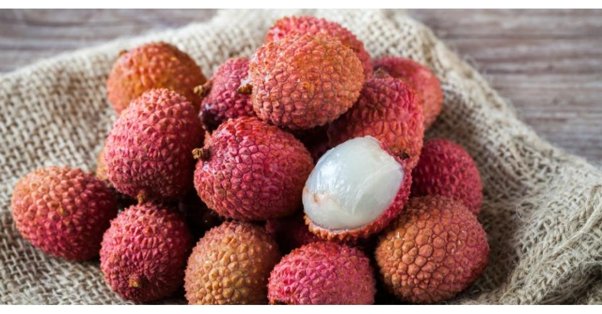 Ce este, de fapt, LITCHI, fructul bizar care se gaseste si in Romania