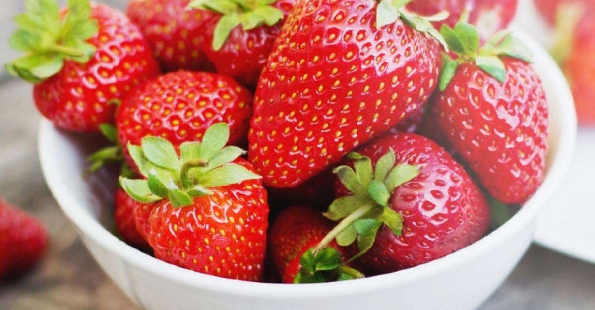 căpșunile de căpșuni ajută la arderea grăsimilor)