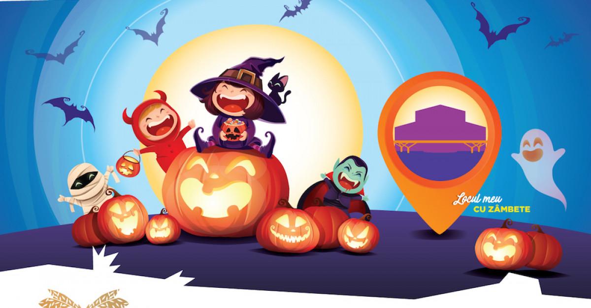 Un Halloween petrecăreț pentru orice monstruleț