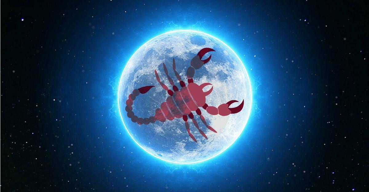 Luna plina din Scorpion de pe 18 mai. Incepand cu acest moment lucrurile se schimba radical