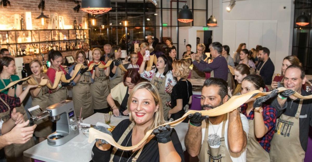 CULINARYON, cel mai mare centru de divertisment culinar din Europa, s-a lansat la Bucuresti