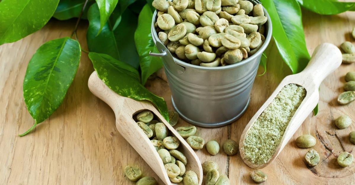 Cafeaua verde este cea mai benefica pentru organism