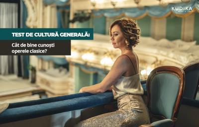 Test de cultura generala: Cat de bine cunosti operele clasice?