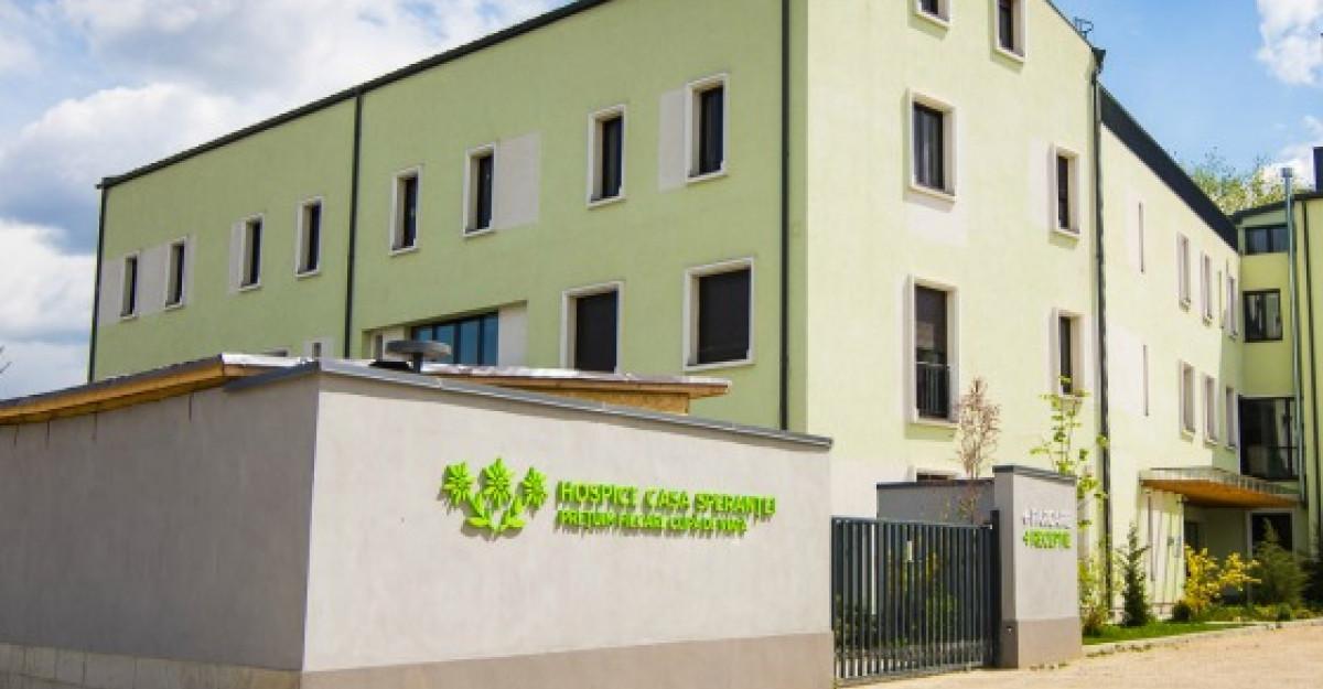 HOSPICE Casa Sperantei deschide in Bucuresti sectia de pediatrie cu servicii de ingrijire paliativa integrate