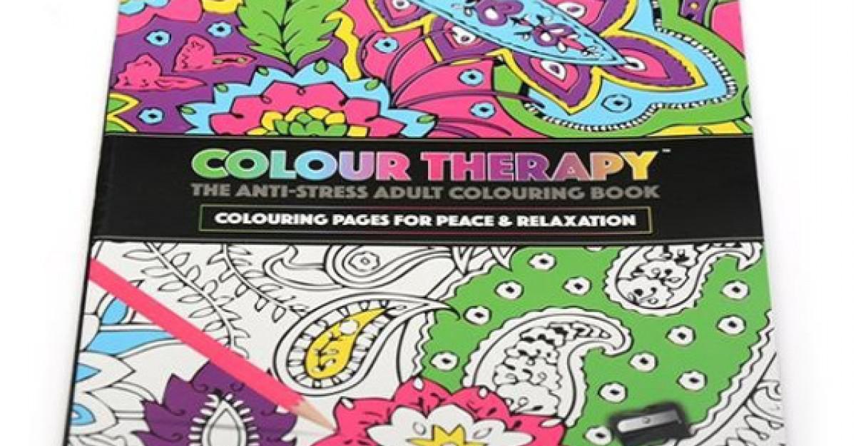 Relaxare in stil modern: Carti de colorat pentru adulti