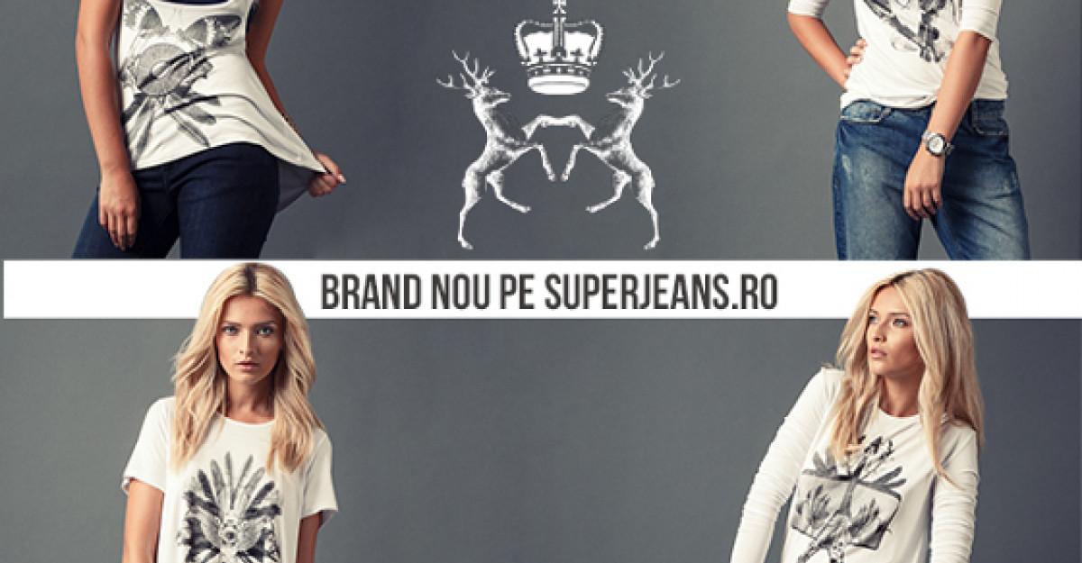 SuperJeans of Sweden, cu o colectie limitata pentru femei