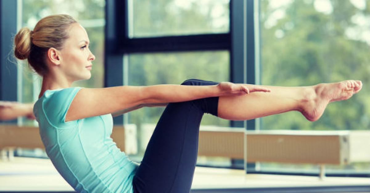 Pilates: Secretul unui corp definit
